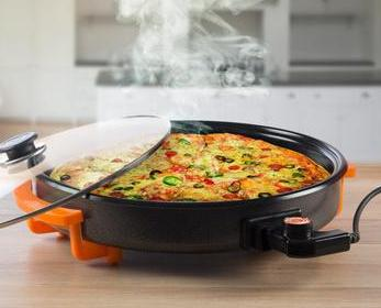 Multi Purpose Electric Pan 30 cm