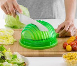 Salad Cutter Bowl Salad Maker