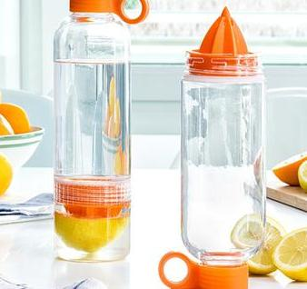 Citrus Fruit Infusion Bottle with Juicer - Pisis Empire