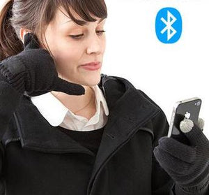 Brilliant Bluetooth Hands Free Gloves - Pisis Empire