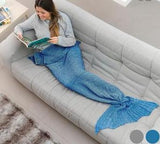 Ultra Soft Mermaid Blanket