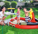 Inflatable Boat Pool
