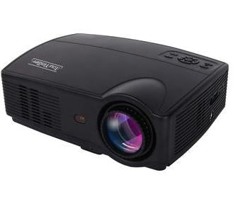 LED High Definition LCD Projector 4K Video