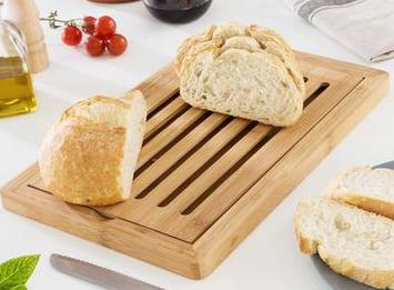 Bamboo Bread Board