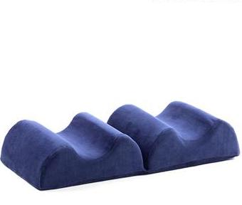 Soft Ergonomic Leg Pillow