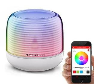 Smart Remote LED Multi-Colour Lamp