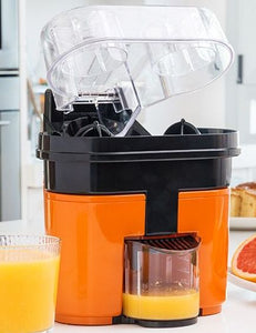 Smooth Double Orange Juicer