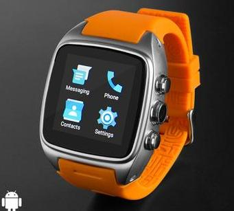 Android Smart Watch Phone