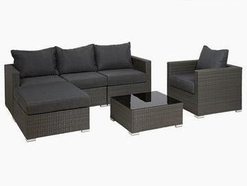 Elegant Garden Furniture (6 pcs)