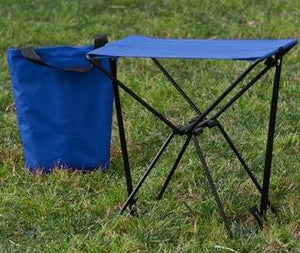 Red/Blue Handy Folding Chair