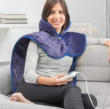 Powerful Electric Blanket for Neck, Shoulders & Back