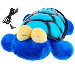 Glow Cuddly Toy with Projector