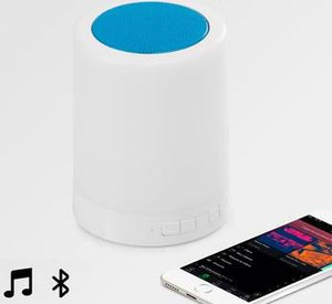 LED Mood Light Bluetooth Speaker