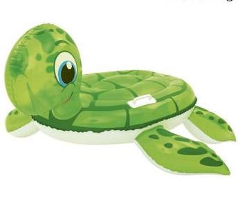 Green Turtle Air Mattress