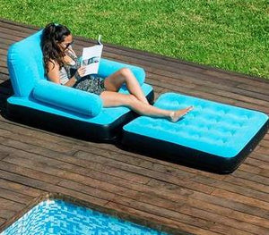 Extending Inflatable Chair