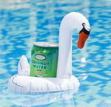 Swan Inflatable Can Holder