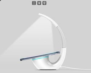 Brilliant Wireless Charger and Lamp For Iphone and Samsung - Pisis Empire