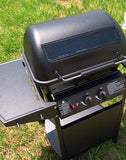 Gas Barbecue with Grill 1834VA