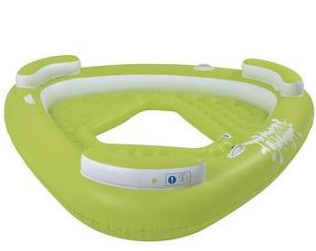 Green Inflatable Chair