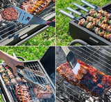 Professional Barbecue Set (11 pcs)