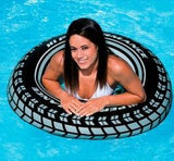 Intex Inflatable Floating Tire