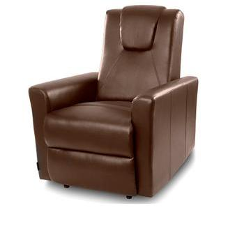 Brown Massage Armchair