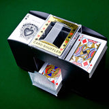 Automatic Card Shuffler - Pisis Empire