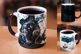 Batman Dark Knight Heat Sensitive Mug