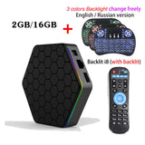 Original 4K Android Smart Tv Box