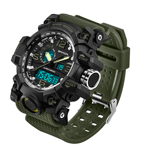 Pisis Empire- Men's Military Sports Watch