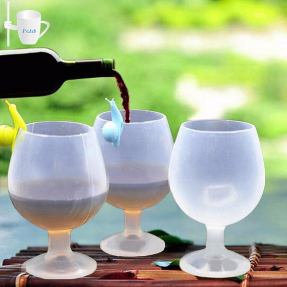 250ml Unbreakable Wine Glass