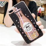 Fashion Bling Liquid Quicksand Case