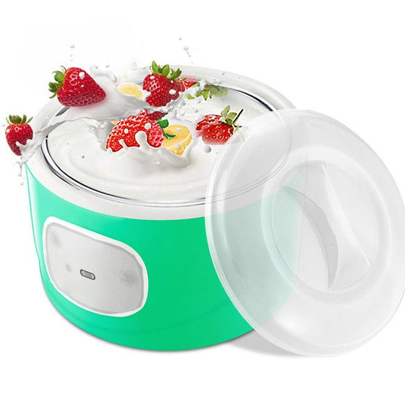 Automatic 4 Glass Jar Yoghurt Maker