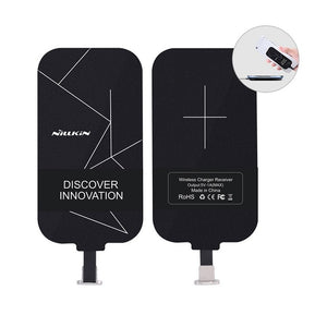 Wireless Charger Adapter for Brilliant Wireless Charger and Lamp For Iphone and Samsung