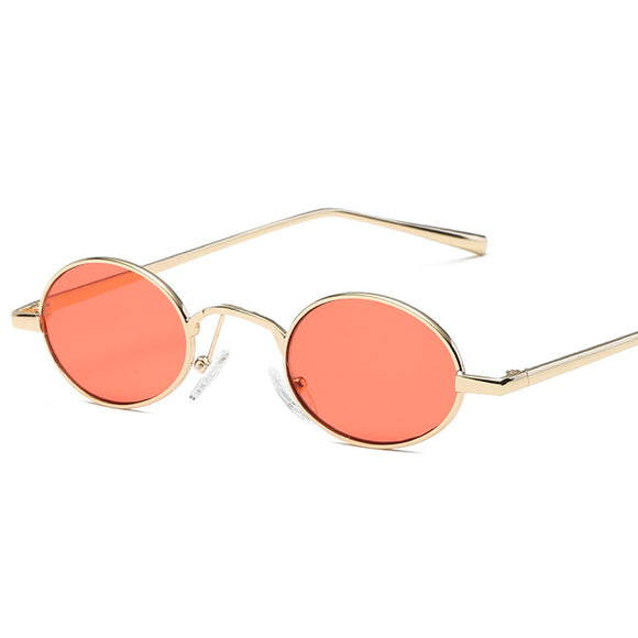 Vintage Rounded Sunglasses