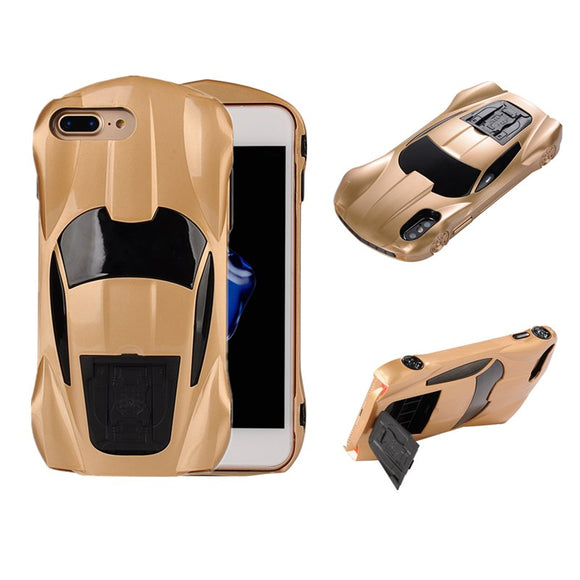Luxury Sports Car Phone Case For iPhone