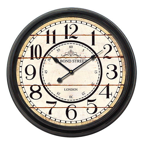 Awesome Antique London Station Wall Clock - Pisis Empire