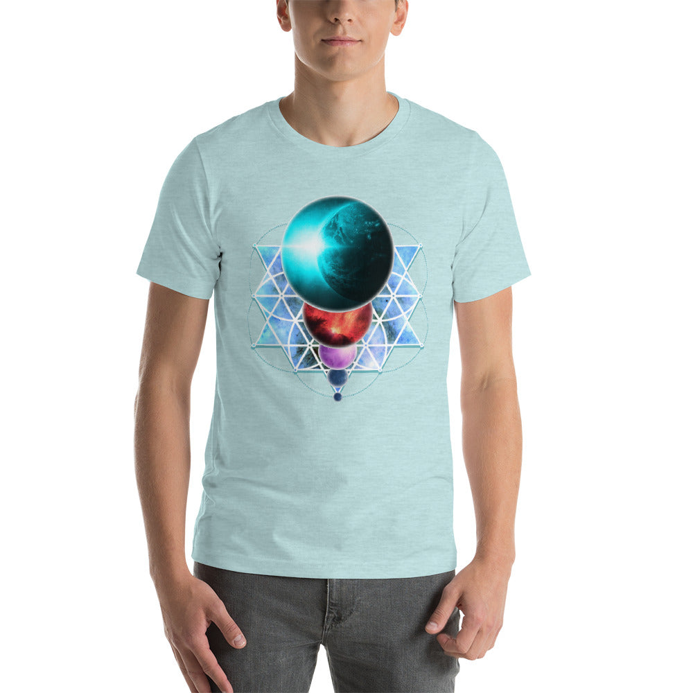 Planetary Alignment - Short-Sleeve T-Shirt For Men