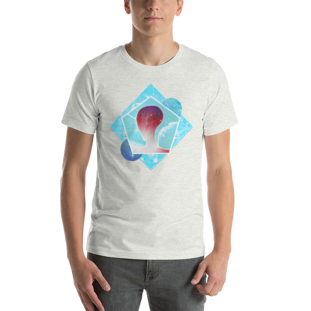 Cosmic Frontier - Short-Sleeve T-Shirt For Men