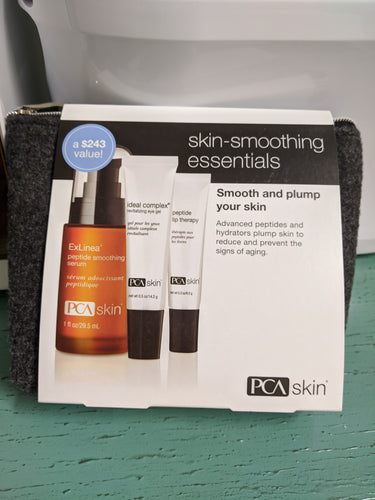 PCA Skin Smoothing Essentials Kit