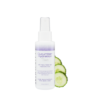 SkinScript Cucumber Hydration Toner
