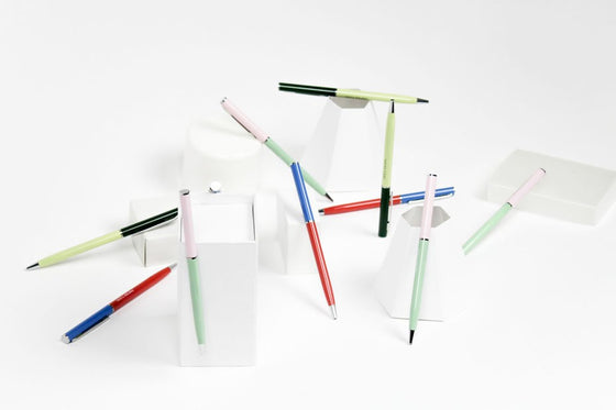THE BALLPOINT PENS / STRAW-CONCRETE