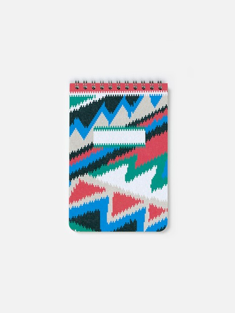 REPORTER NOTEBOOK / THE WOVEN