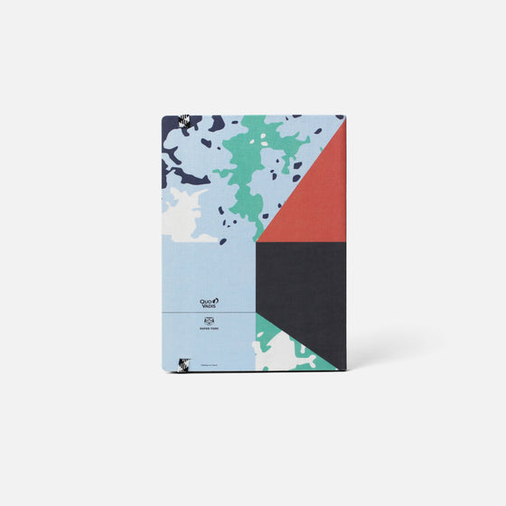QUO VADIS×PAPIER TIGRE A5 NOTEBOOK / THE ATLAS