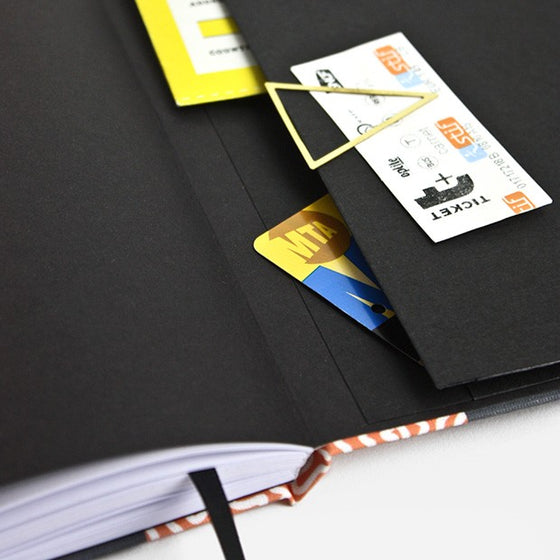 QUO VADIS×PAPIER TIGRE A5 NOTEBOOK / THE NAUTIC