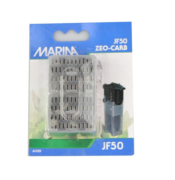 MARINA UNDERWATER JF50 REPLACEMENT ZEO CARB CARTRIDGE 2 PACK