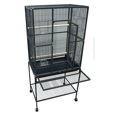 603X SQUARE FLIGHT CAGE (65L X 43.5W X 138H cm)