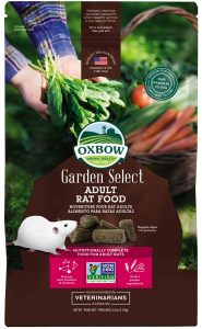 OXBOW GARDEN SELECT - ADULT RAT FOOD 1.13KG
