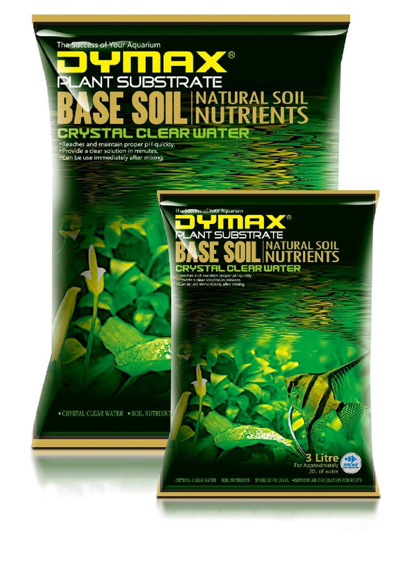 DYMAX PLANT SUBSTRATE BASE SOIL 9L