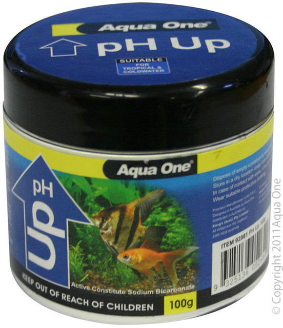 AQUA ONE QUICKDROP PH UP 100G